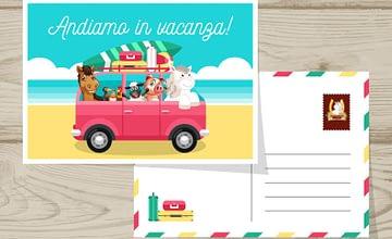Ci prendiamo una piccola pausa estiva per tornare super operativi dopo le vacanze. Buona estate a tutti!
