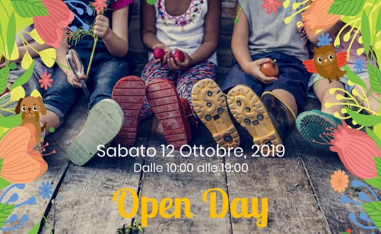 12 ottobre – OPEN DAY Agri-Campus permanente