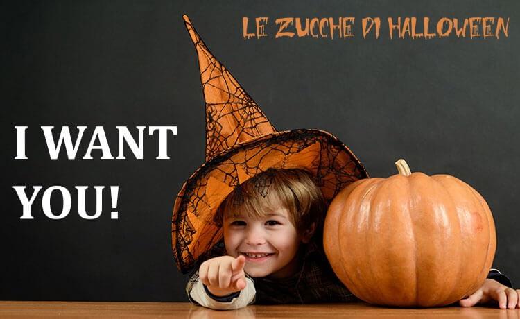 3 novembre – Workshop: Le zucche di Halloween